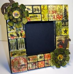 using fragments on a frame...brilliant