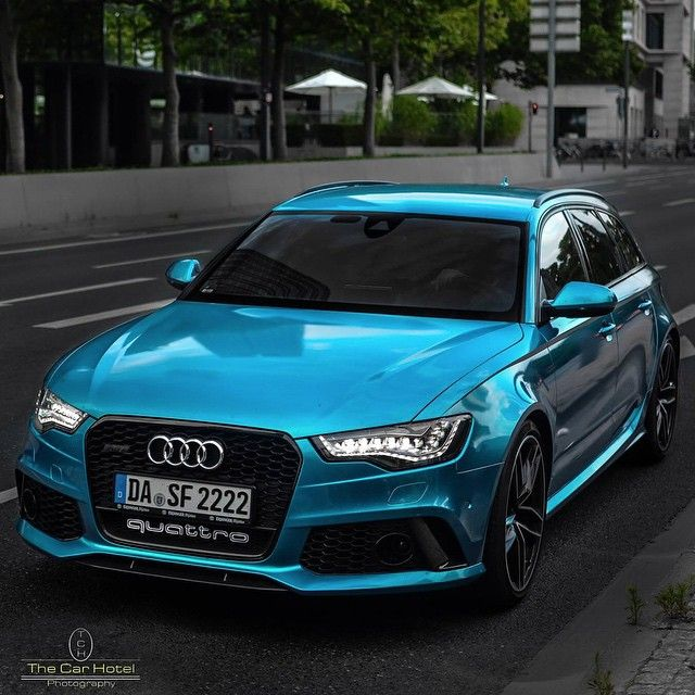 Audi RS6 • Follow @MaddaloniJewelers • • Check out www.MichaelLouis.com • _________________________________ • Photo by @thecarhotel •