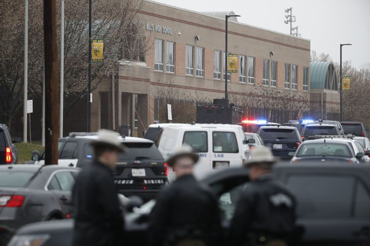 Maryland School Gunman Dies After Confrontation With Officer