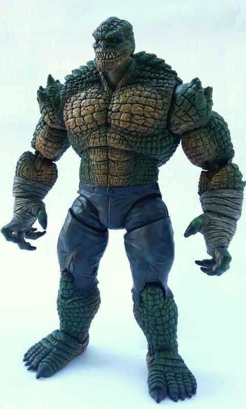 Killer Croc (Batman) Custom Action Figure