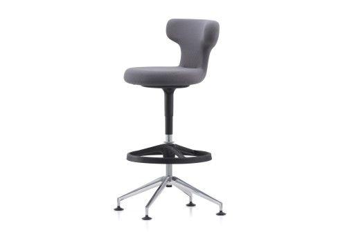 Pivot high office chair vitra
