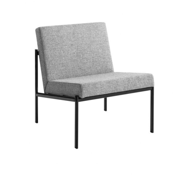 Kiki Lounge Chair by Ilmari Tapiovaara