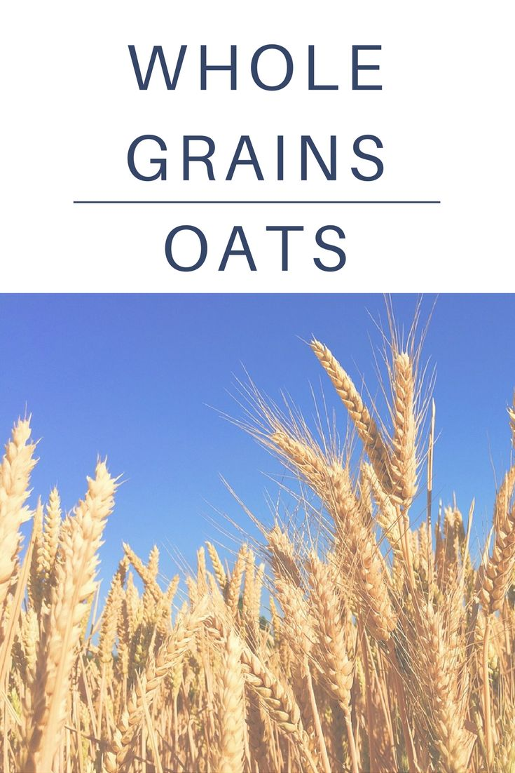 Whole Grains: Oats   All you need to know about oats - steel cut, instant, and large flake.   River City Cookery