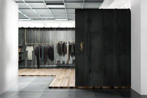 Ciguë_Yves Saint Laurent, Tokyo