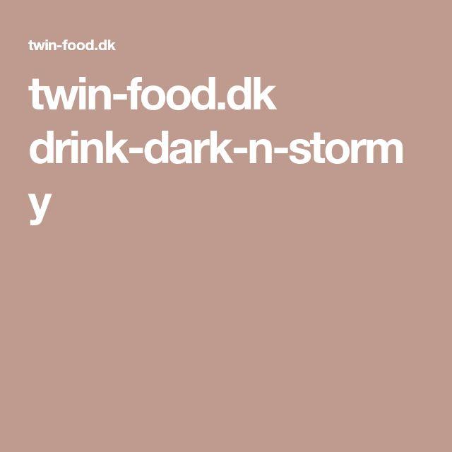 twin-food.dk drink-dark-n-stormy