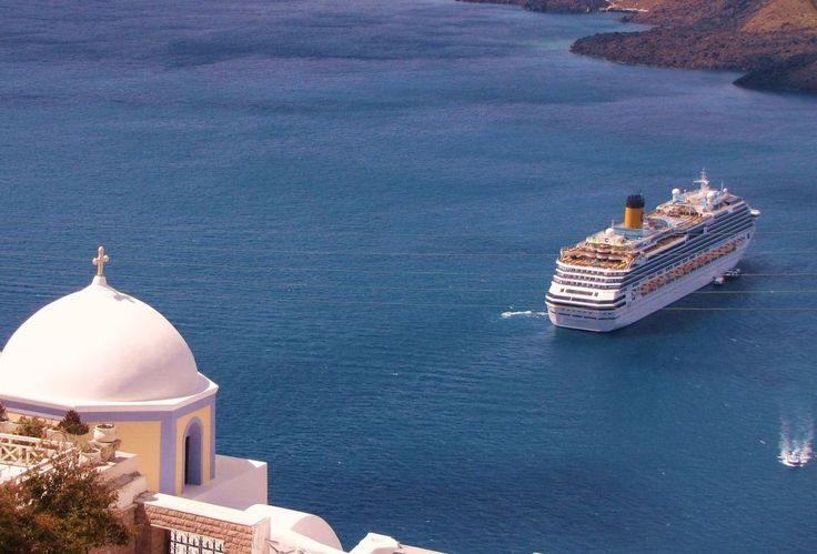 ELIME: Cruise Ship Arrivals to Greece Drop in 2017