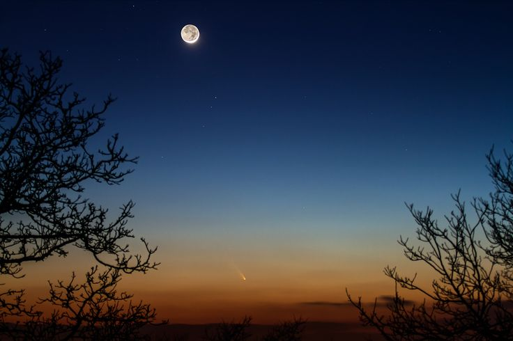 Clicking on the picture will download the highest resolution version available... PanSTARRS from France