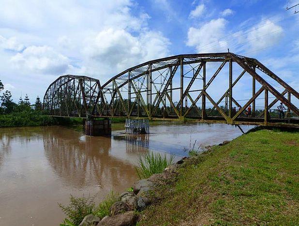 Kostarika – Panama Sınırı