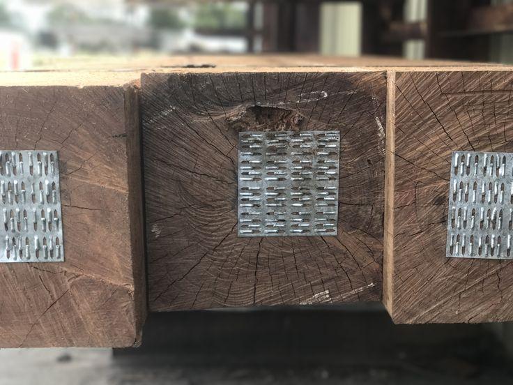 300x300 Ironbark posts