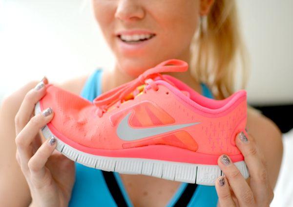 New Nike Free Run+ 3!!
