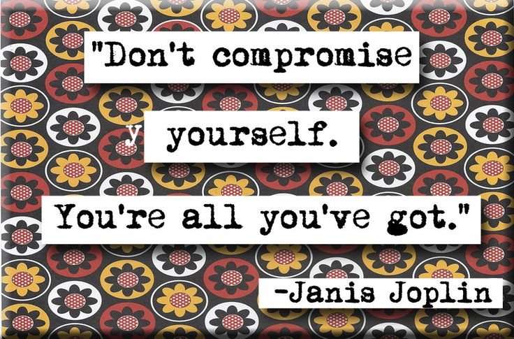 janis joplin quotes | Janis Joplin Quote Magnet no101 by chicalookate on Etsy