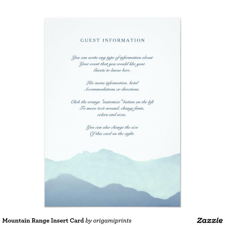 85 best Wedding Invitations images on Pinterest | Wedding ...