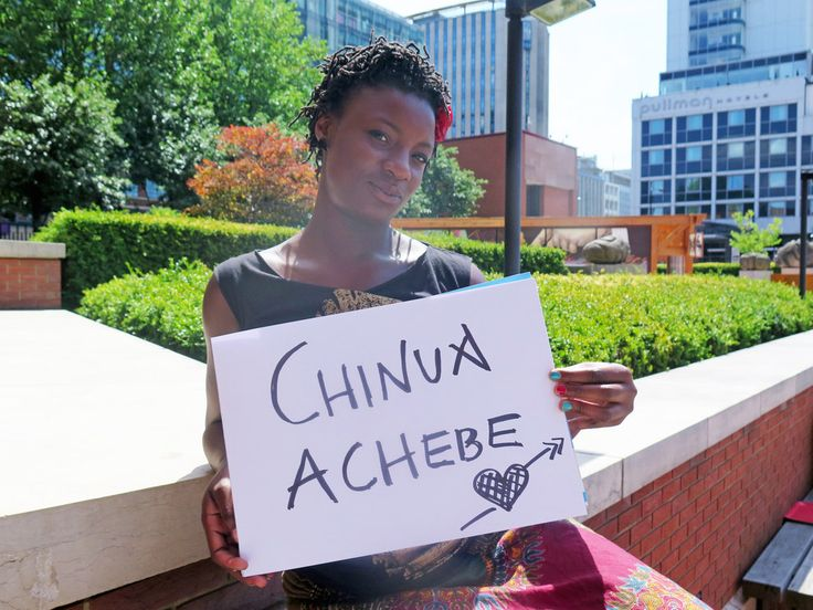 Chinua Achebe   21 Book Lovers Share Their Favourite African Writers