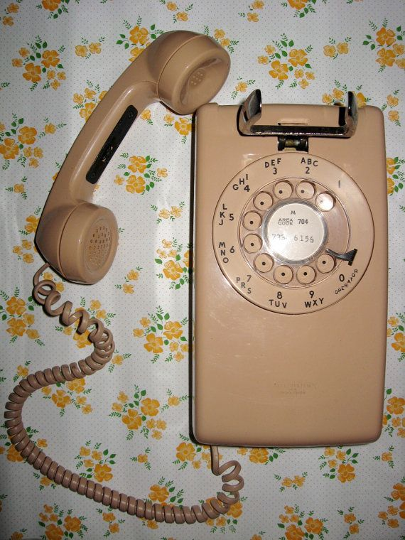 hook up old rotary phone