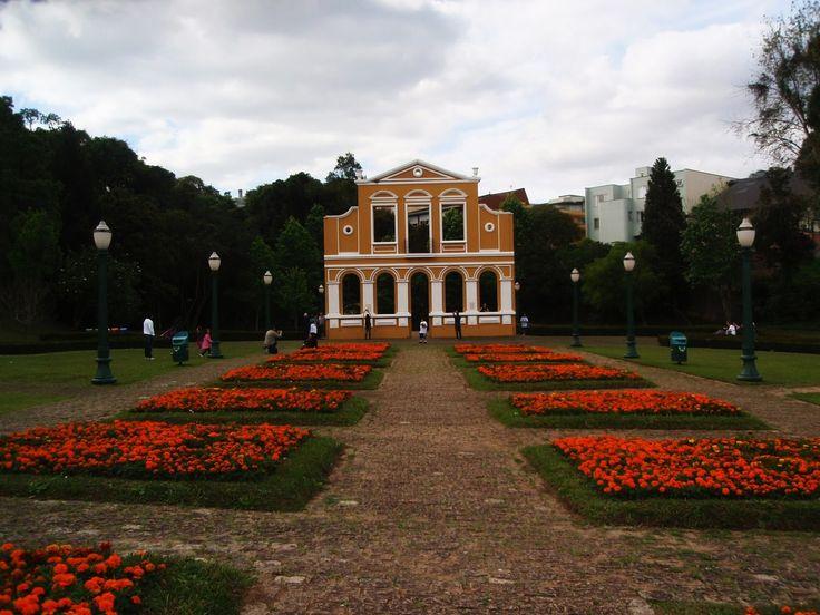 Portal no Bosque do Alemão! Curitiba, Paraná