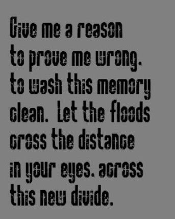 Linkin Park - New Divide - song lyrics, songs, music lyrics, music quotes, song  quotes