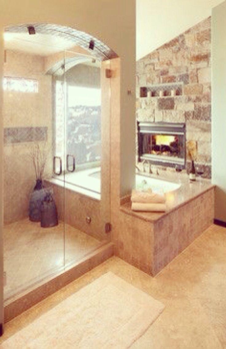 Romantic master bathroom ideas - Find This Pin And More On Romantic Bathroom Retreats