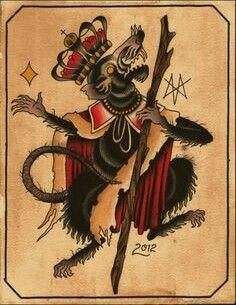 King Rat [Modest Mouse]
