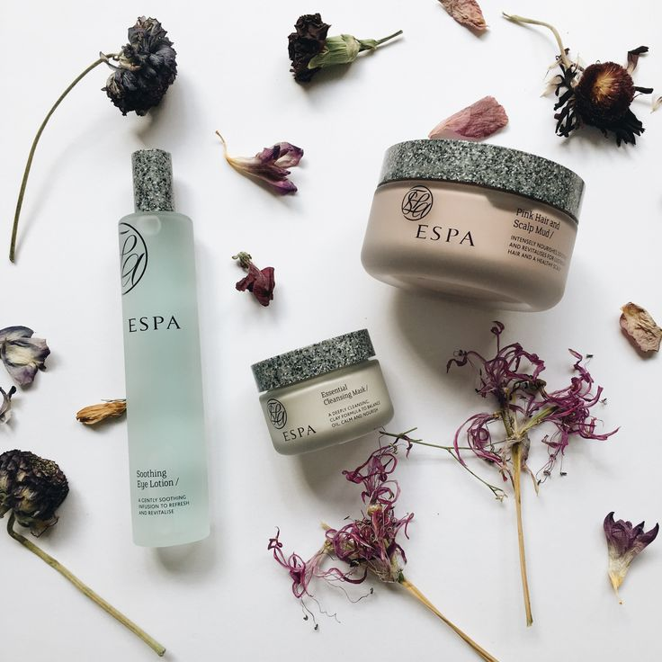 We are in love with these amazing Spa treats from ESPA. The most perfect gift for Mother's Day <3