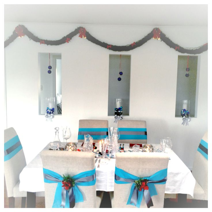 Christmas decorations and table decor. Its my first Christmas hosting and I want it to be memorable with a modern touch and some classic traditional elements