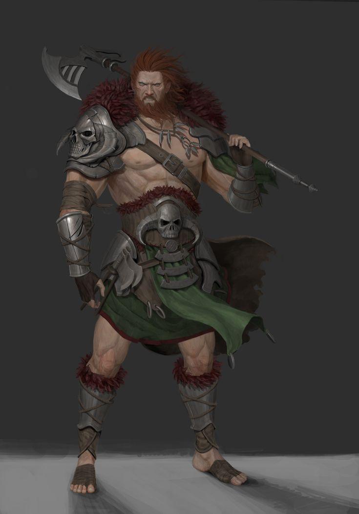 were the vikings barbarians essay