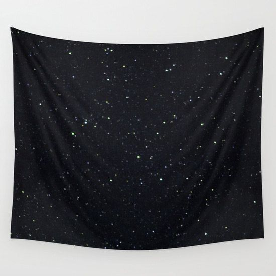 Starry Night Sky Tapestry