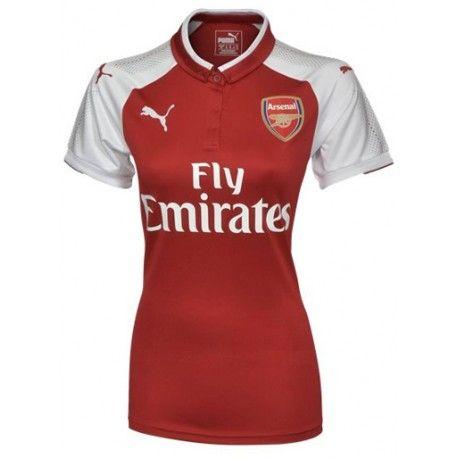 £17.99 Arsenal Women's Home Shirt 2017 2018