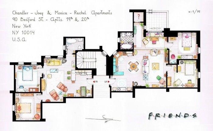 F.R.I.E.N.D.S Apartment
