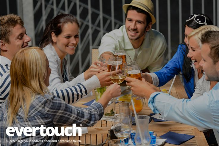 Friends make your world. Make sure as your friends head off round the world you let evertouch keep you in touch.  Reach out, invite, link up.   If you haven't already downloaded evertouch, do it now. It's free! App Store:  http://evertou.ch/1KwtJtd Google Play:  http://evertou.ch/1FSAUe2