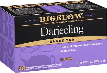 I love Darjeeling Tea, but can't seem to find it here locally. What a shame, it used to be everywhere.   It is a much smoother tea than Earl Grey and many others.