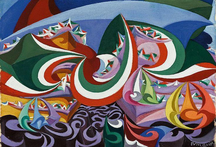 Giacomo Balla #futurisme