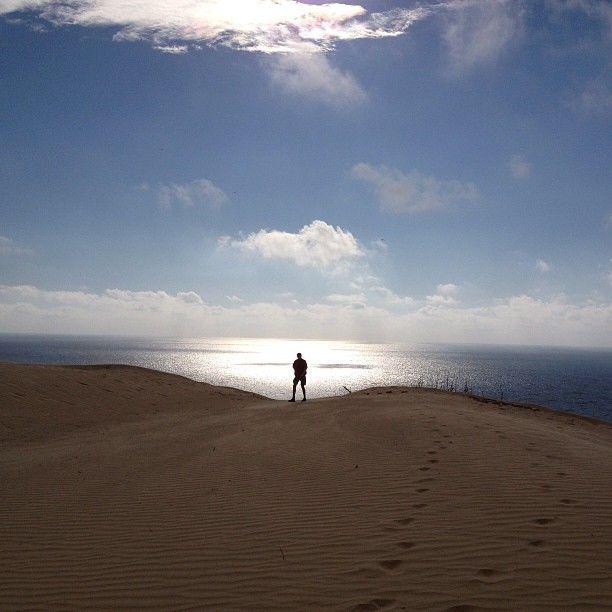 Rubjerg Knude i sol