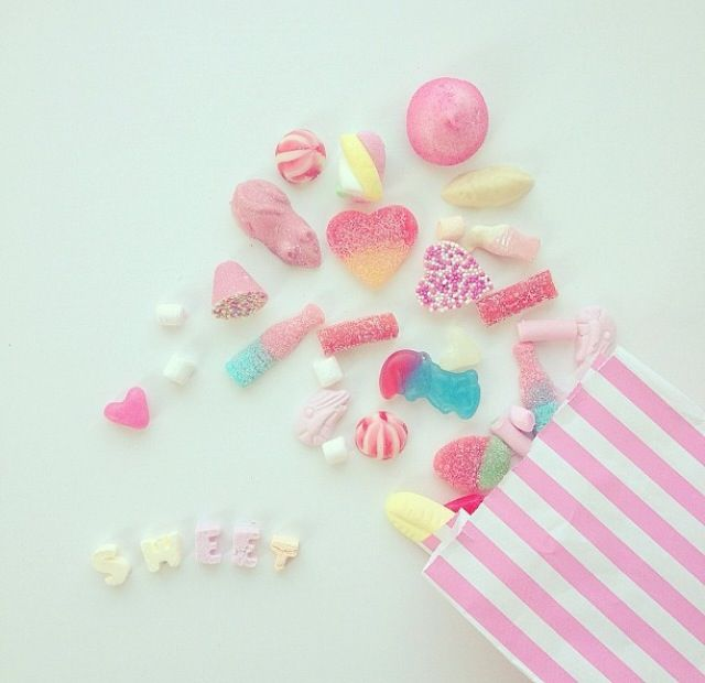 It's all about candies ♡                                                                                                                                                                                 More
