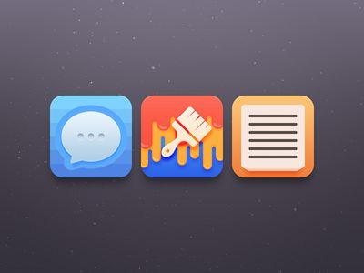 icon 2 1x 50 Inspirational Flat Icon Examples