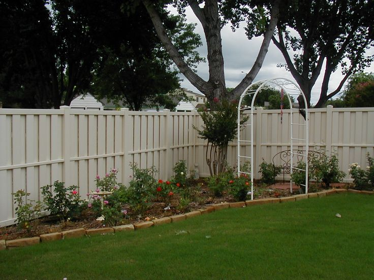 39 Best Vinyl Fencing Images On Pinterest Vinyl Fencing