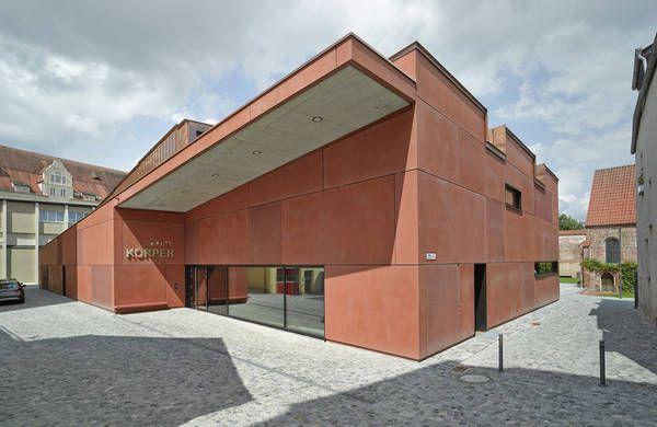 Ursulinenturnhalle in Landshut, Hirner & Riehl Architekten