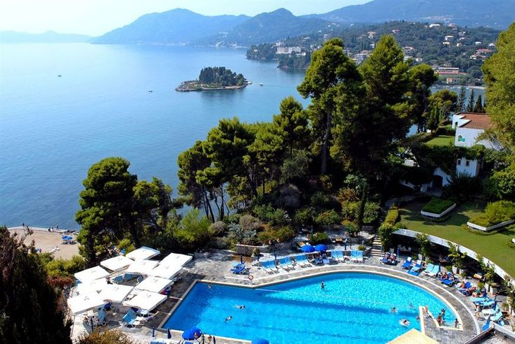 Corfu Holiday Palace Hotel, Kanoni - Book now at www.alpharooms.com
