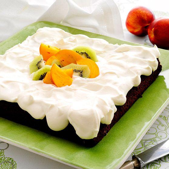 Karameltærte - Opskrifter