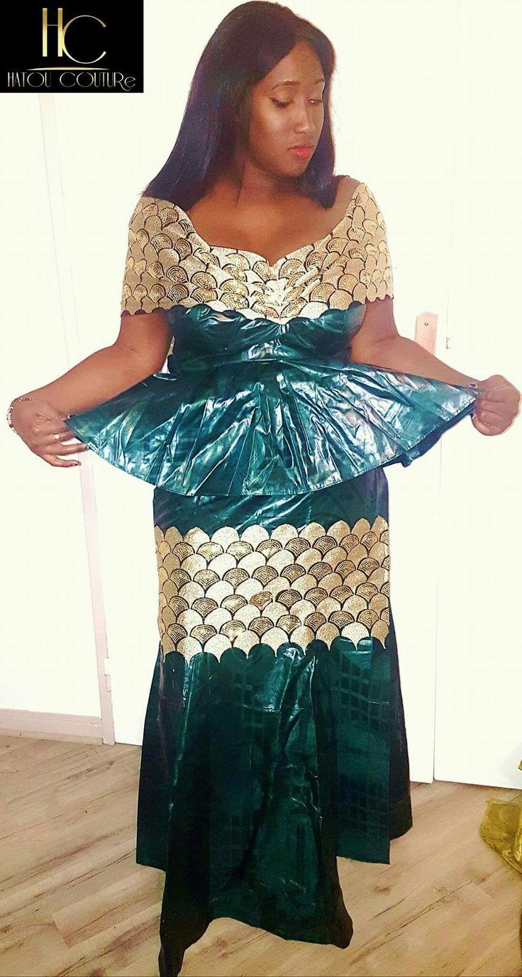 Malian Fashion Bazin Malifashion Bazin