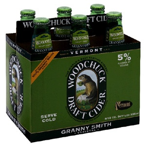 Granny Smith Woodchuck Apple Cider
