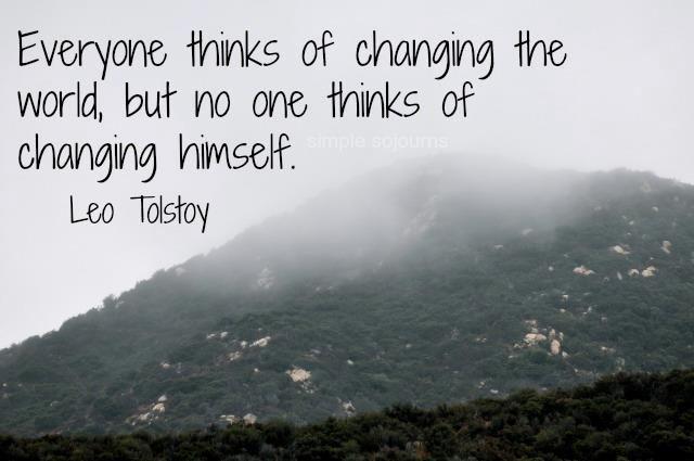 Change always starts with self.... #lifestyle #inspiration #weekend