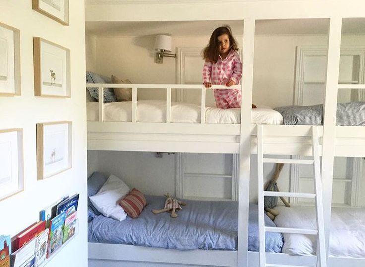Bunk bed dreams - by Quamby Home Tasmania