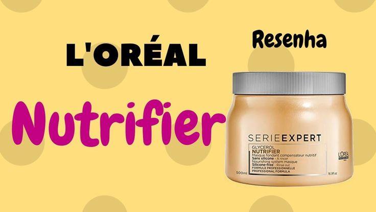 L Oreal Nutrifier Mascara Nova Formula Resenha Resenha