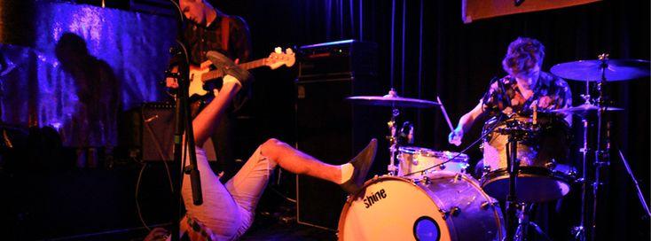 Review - FIDLAR Brought Punk and Party to the Gothic Theater | 303 Magazine | Denver Concert Reviews | FIDLAR Denver