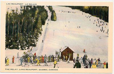 Centre de Ski Le Relais au Lac Beauport