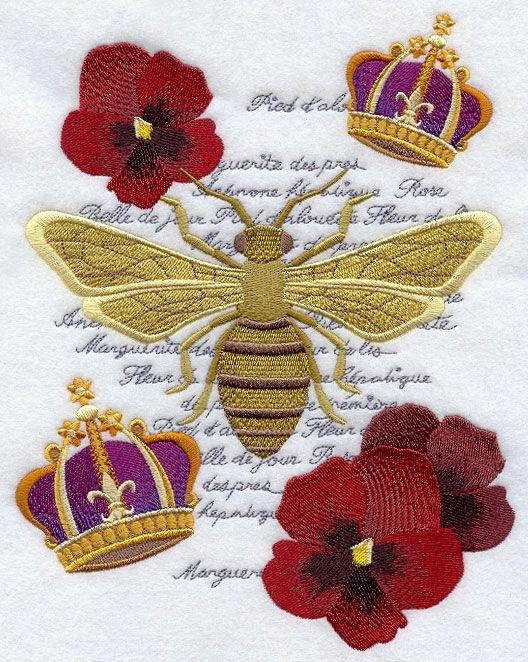 French Napoleonic Bee Medley
