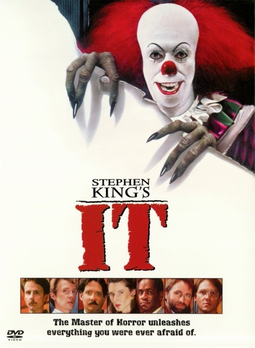 IT Movie=  Messed up movie