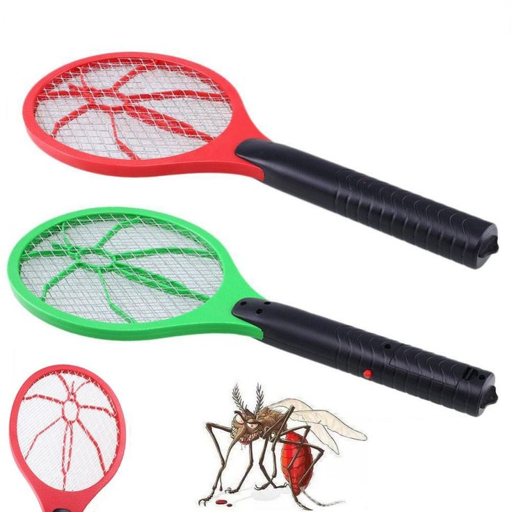 Electric Mosquito Swatter Anti Mosquito Fly Killer Rodent Repeller Pest Reject Home Suppies
