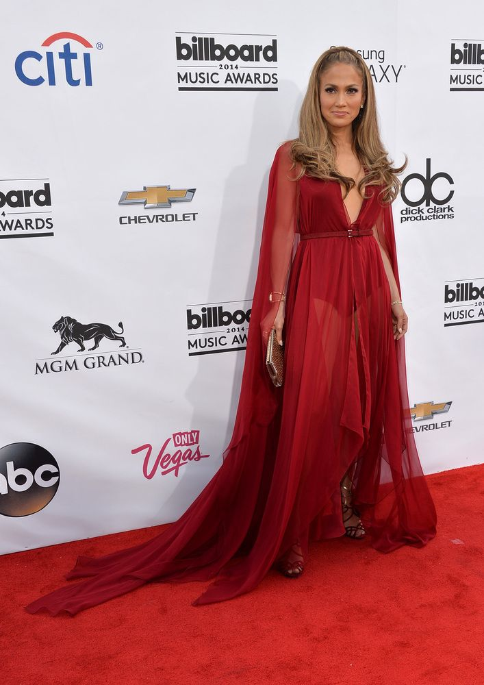 Jennifer Lopez - Billboard Music Awards 2014: Stars Heat Up The Red Carpet.  Jennifer Lynn Muñiz (née Lopez; born July 24, 1969) is an American actress, author, fashion designer, dancer, producer, and recording artist. (source: wikipedia.com, huffingtonpost.com)