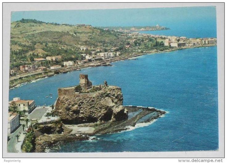 Catania - CATANIA - Aci Castello - Riviera dei Ciclopi - 1977